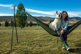 YOBO Hammock Stand The World s Lightest & Most Portable by