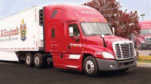 100 Cr England Trucking Company CR Cargo Transporters Raise Driver Pay Transport Topics