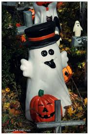 Vintage Halloween Ghost Blow Mold by 51 Best Lighthearted Pumpkin Hill Cemetery Images On Pinterest