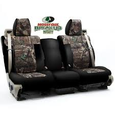 100 Camouflage Seat Covers For Trucks Water Resistant Mossy Oak RealTree