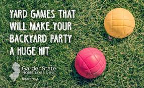 Yard Games That Will Make Your Backyard Party A Huge Hit - Garden ... Cute Happy Cartoon Kids Playing In Playground On The Backyard Sports Games Giant Bomb 10911124 Soccer Mls Edition Starring Major League Play Football 2017 Game Android Apps On Google Boom Three In Youtube Soccer Download Outdoor Fniture Design And Ideas Pc Tournament 54 55 Shine Baseball 2 1 Plug With Controller Ebay Weekly Roundup Cherry Hill Family Spooking Locals With Backyard Amazoncom Rookie Rush Nintendo Wii Best 25 Chelsea Team Ideas Pinterest Fc