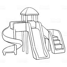 1024x1024 28 Collection Of Cartoon Playground Drawing High Quality Free