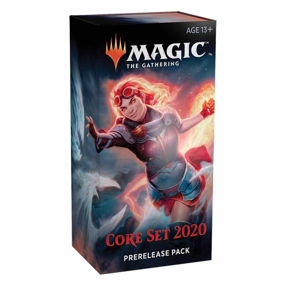 Magic The Gathering Core Set 2020 Prerelease Pack