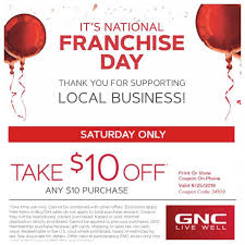 GNC Des Plaines - Tomorrow, Saturday August 25, Is... | Facebook Amazoncom Gnc Minerals Gnc Gift Card Online Coupon Garmin Fenix 5 Voucher Code Discover Card Quarterly Discounts Slice Of Italy Grease Burger Bar Coupons Lifeway Coupon April 2019 Argos Promo Ireland Rxbar Protein Bar Memorial Day Weekend What Savings Deals And Coupons Tampa Lutz Fl Weight Loss Health Vitamin For Many Retailers The Price Isnt Right Wsj Illumination Holly Springs Hollyspringsgnc Twitter Chinese Firms Look At Fortifying Nutrition Holdings With