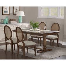 100 Oak Pedestal Table And Chairs Shop The Gray Barn Farmhouse Dining Free