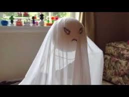 Homemade Animatronic Halloween Props by Floating Ghost Homemade Halloween Animatronic Youtube