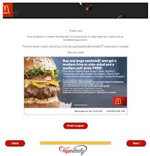 Mcdonalds Survey Coupon Mcdonalds Card Reload Northern Tool Coupons Printable 2018 On Freecharge Sony Vaio Coupon Codes F Mcdonalds Uae Deals Offers October 2019 Dubaisaverscom Offers Coupons Buy 1 Get Burger Free Oct Mcdelivery Code Malaysia Slim Jim Im Lovin It Malaysia Mcchicken For Only Rm1 Their Promotion Unlimited Delivery Facebook Monopoly Printable Hot 50 Off Promo Its Back Free Breakfast Or Regular Menu Sandwich When You