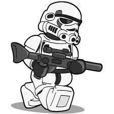 Pin Stormtrooper Clipart Animated 3