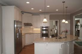 Laminate Cabinets Peeling by From White Peeling Laminate To A Gorgeous Off White Finish New