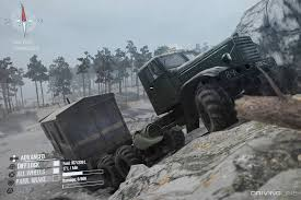 100 Truck Mudding Games Why You Should Try SpinTires MudRunner DrivingLine