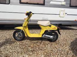 Honda Melody 1984 Small Framed Great Condition Retro Moped Scooter 49cc