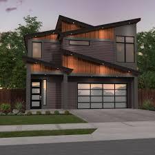 Northwest Home Design by Northwest Modern Stewart Home Design