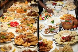 Download This Party Puffet Finger Food Picture