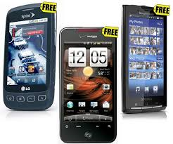 Best Buy Mobile will offer free smartphones mostly Android every