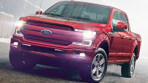 The 2018 Ford F-150 Gets An All-New Diesel (!) And Upgraded Gas Engines