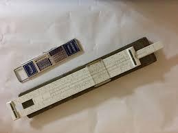 100 Aristo Studios My Slide Ruler Studio And Valiant Personal Calculator From