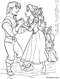 Tangled Rapunzel And Flynn