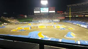 100 Monster Truck Show Anaheim Jam At Angel Stadium Of 01142017 YouTube