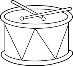 Full Size Of Surprising Drums Coloring Page Drum 2 Line Art Large Thumbnail
