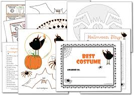 Halloween Mad Libs For 5th Graders by Halloween Printables Printable Party Games