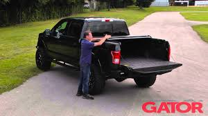 gator sr2 roll up tonneau cover review gatorcovers com youtube