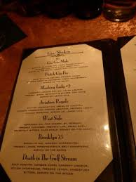 bathtub gin nyc menu 100 images bathtub gin 392 photos 725