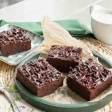 sg brownie kuchen vorgeschnitten