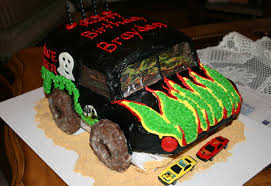 100 Truck Cake Pan Monster Molds Grave Digger Monster My Style
