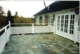 balcony tiles on flat roofs decorators plumbers
