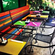 Red Patio Furniture Pinterest by Best 25 Restaurant Furniture Ideas On Pinterest Made To Measure