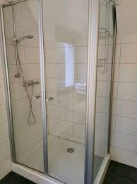 badezimmer duschkabine glas