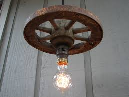 Rustic Pendant Lighting Creative