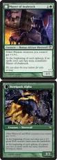 Mtg Werewolf Deck Ideas by Top 5 Werewolves Mtg Amino