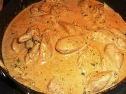 comment cuisiner blanc de poulet blanc de poulet sauce moutarde by rey34 on espace recettes fr