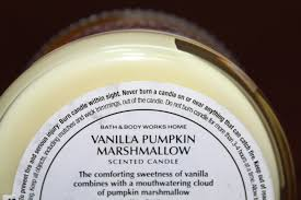 Bath And Body Works Pumpkin Pie by Bath U0026 Body Works Fall Test Candles Pictures Life Writings