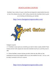 Calaméo - HOSTGATOR COUPON Hostgator Coupon October 2018 Up To 99 Off Web Hosting Hostgator Code 100 Guaranteed Deal 2019 Domain Coupons Hostgatoruponcodein Discount Wp Calamo Hostgator Coupon Build Your Band Website In 5 Minutes And For Less Than 20 New 75 Off Verified Sep Codes Shared Plan Comparison Deals 11 Best Coupon Code India Codes Saves People Cash On Your