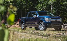 100 Diesel Small Truck 2018 Ford F150 The First HalfTon Fseries