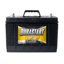 100 Heavy Duty Truck Battery DuraStart 1050CA P31C3