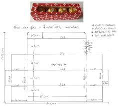 Ferrero Rocher Christmas Tree Box by Ferrero Rocher Box Template For 4 Or Rumballs Or Raffaellos Or