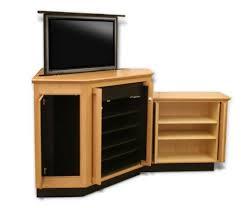 Electric TV Lift Corner Cabinet