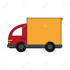 100 Wagon Truck Color Image Cartoon Small Transport With Vector