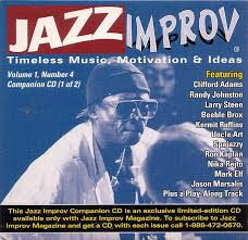 Jazz Improv Volume 1 Number 4 Companion CD Of 2 By Various Artists Compilation Reviews Ratings Credits Song List