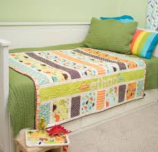 Transportation Toddler Bedding by 7 Baby Quilt Kits That Will Delight Any Baby Boy Or