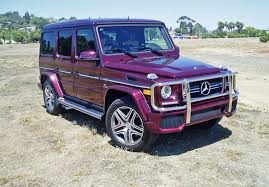 100 Benz Truck 2013 Mercedes G63 AMG Test Drive Our Auto Expert