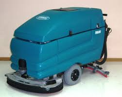 Tennant Floor Scrubber T3 by Reconditioned Tennant 5680 Automatic Scrubber 32