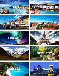 My Dreams Places Rah I Would Visit One Day