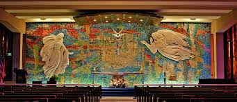 Harlem Hospital Glass Mural by Architectural Tiles Glass And Ornamentation In New York