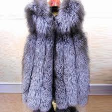 online get cheap woman real fur vest grey aliexpress com