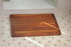 Taymor Teak Bathtub Caddy by Amazon Com The Original Spa Teak Bath U0026 Shower Mat Home U0026 Kitchen