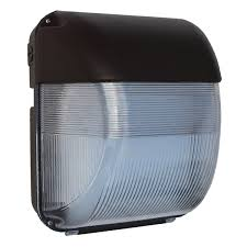 led wall pack 50 watts designer line 100w equiv 5000 lumens by